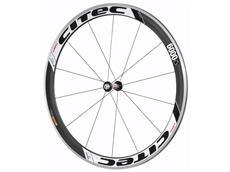 Citec 6000 CX Carbon Vorderrad 14 Speichen - weiss/schwarz/rot