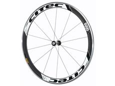 Citec 6000 CX Carbon Vorderrad 14 Speichen - weiss/schwarz