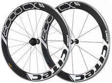 Citec 8000 CX/63 Carbon Laufradsatz 12/21