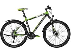 Morrison Tucano Sport StVZO Mountainbike - 48 black/green