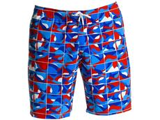 Funky Trunks Ocean Sand Mens Badeshort Long Johnny Short