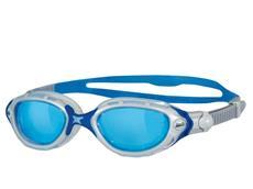 Zoggs Predator Flex Schwimmbrille pearl-clear-blue/blue tinted