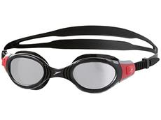 Speedo Futura Biofuse Mirror Schwimmbrille black/red