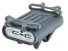 Topeak SmartPhone Halter mit PowerPack Halterumg mit Akku
