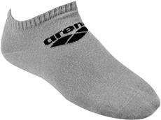 Arena Basic Low Socken 3er Pack - L (43-46) light grey melange