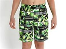 Speedo Shantytown Jungen Watershort Printed Leisure 17""