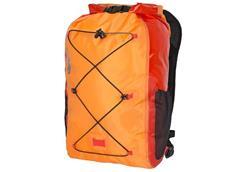 Ortlieb Light-Pack Pro 25 Rucksack - signalrot/orange