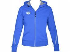 Arena Teamline Damen Hooded Jacket Kapuzenpulli mit Reißverschluss