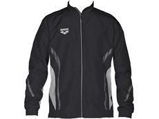 Arena Teamline Warm Up Jacket Trainingsjacke - XXL black/grey