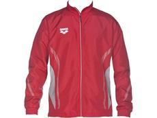 Arena Teamline Warm Up Jacket Trainingsjacke - L red/grey