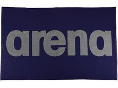 Arena Handy Baumwoll Handtuch 150x100 cm - navy/grey