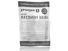 Sponser Recovery Drink 60g - strawberry/banana