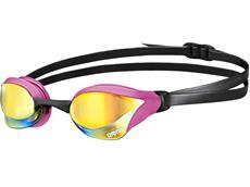 Arena Cobra Core Mirror Schwimmbrille - pink-revo/pink/black
