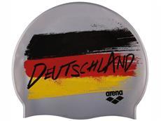 Arena Print 2 Badekappe Flag Deutschland