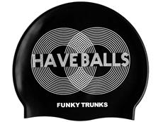 Funky Trunks Have Balls Silikon Badekappe