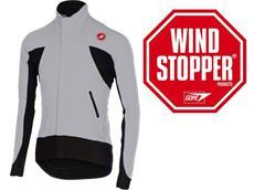 Castelli Alpha Wind Jersey Trikot langarm
