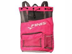Finis Ultra Mesh Backpack Meshrucksack - pink/grey