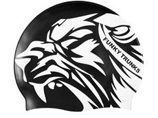 Funky Trunks Roar Machine Silikon Badekappe
