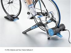 Tacx T2080FC Genius Smart Fullconnect Cycletrainer inkl. T2028 + T1990.04