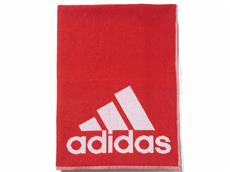 Adidas Towel Baumwollhandtuch L ray red/white
