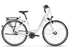 Stevens Elegance Forma Citybike - 52 arctic white