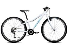 Pyro Twentysix V-Brake 1x9 Mountainbike - S weiss