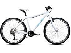 Pyro Twentysix V-Brake 2x10 Mountainbike - L weiss