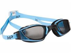 MP Michael Phelps XCEED Schwimmbrille Aqua Sphere - blue-black/smoke