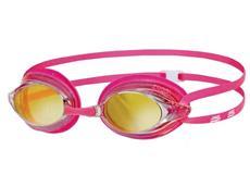 Zoggs Racespex Mirror Schwimmbrille pink-pink/mirror