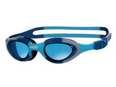 Zoggs Super Seal Junior Schwimmbrille - blue camo/tinted blue