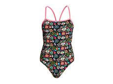 Funkita Bugalugs Ladies Badeanzug Single Strap - 36 (10)