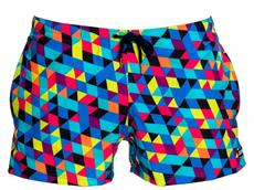 Funky Trunks Colour Card Mens Badeshort Shorts Short