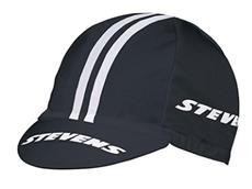 Stevens Equipe Rennmütze schwarz/weiß