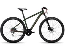 "Ghost Kato 2 29"" Mountainbike - M forest green/army green/red"