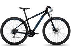 "Ghost Kato 2 29"" Mountainbike - XL night black/riot blue/orange"