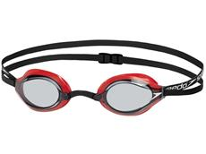 Speedo Speedsocket 2 Schwimmbrille - lava red/smoke