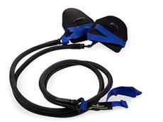 Mad Wave Dry Training Trainingsband mit Hand-Paddles - 5 (6.3-15.4 kg)