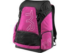 TYR Alliance Rucksack 45 Liter - pink/black