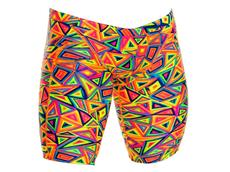 Funky Trunks Crazy Crayon Mens Jammer