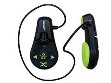 Finis Duo Unterwasser MP3-Player black/acid green