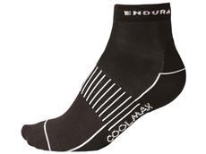 Endura Coolmax Race II Multipack Socken 3 Paar/schwarz