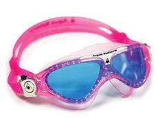 Aqua Sphere Vista Junior Schwimmbrille - pink-white/blue