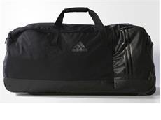Adidas Performance Teambag Tasche Trolley XL black/black/vista grey