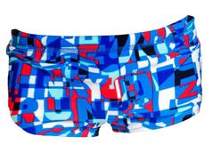 Funky Trunks Trunk Team Toddler Badehose Printed Trunks