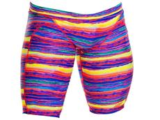 Funky Trunks Crystal Wave Mens Jammer