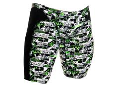 Funky Trunks Streetscape Mens Jammer