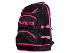 Funkita Elite Squad Backpack Rucksack Pink Shadow