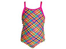 Funkita Basket Case Toddler Girls Badeanzug