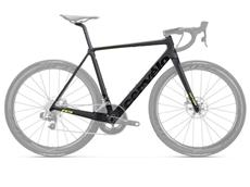 Cervelo R5 Disc Rahmenset - 61 black/green
