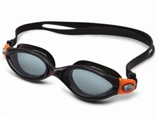 2XU Solace Smoke Schwimmbrille black/orange UQ3980k